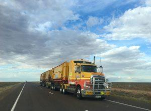 transport drogowy